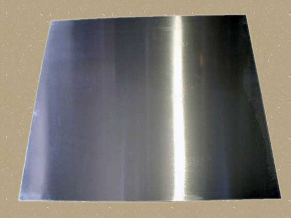 Stainless Backsplash 36 X 24 Polished Magnetic Steel